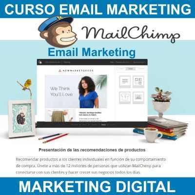Curso de Email Marketing para Empresas y Emprendedores en Murcia y Cartagena