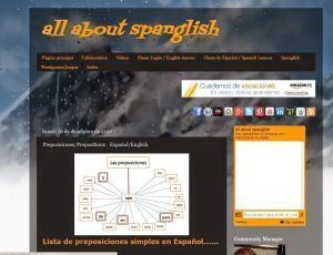 Diviértete con los idiomas en all about spanglish